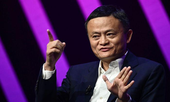 Jack Ma tritt an seinem 55. Geburtstag als Chef Chinas größten Unternehmens zurück.