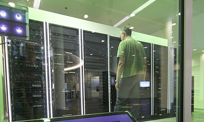 Symbolbild Server