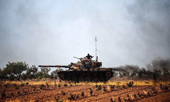 Symbolbild: Türkischer Panzer