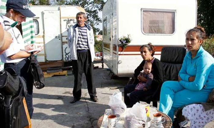 Frankreich: Laute Kritik an Räumung von Roma-Lagern
