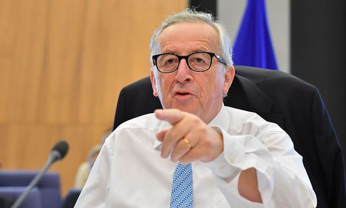 BELGIUM-EU-POLITICS