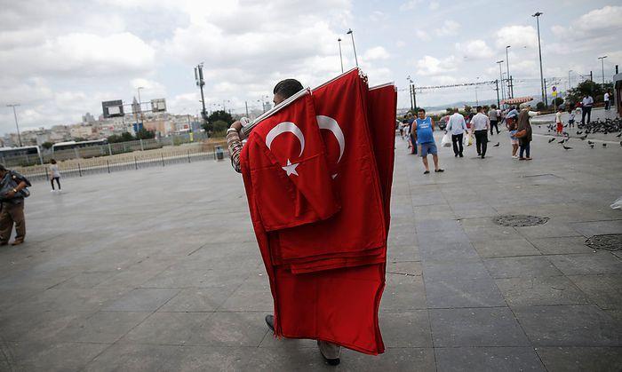Türkischer Patriotismus ist dieser Tage hoch im Kurs.