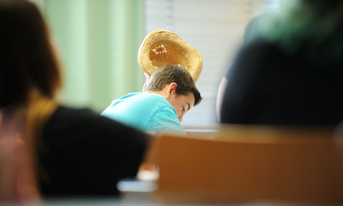 Es schaffen nun weniger Schüler den Weg bis zur Matura.