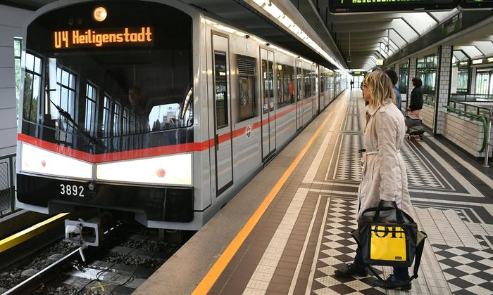 Symbolbild: Wiener U-Bahn