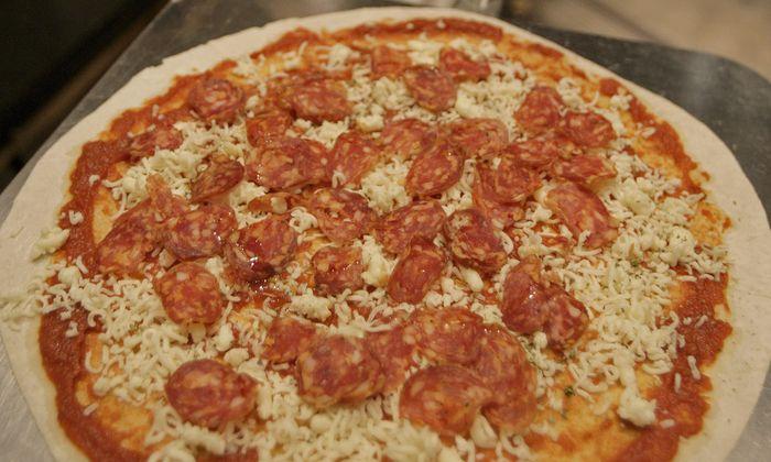 Pizzen für US-Fluglotsen (Symbolbild)