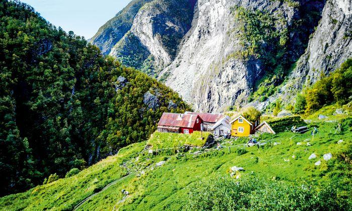 Geht es nach dem Human Sustainable Development Index, liegt Norwegen in Führung. Naheliegend als Outdoor-Nation (trotz großem Öl-Business).