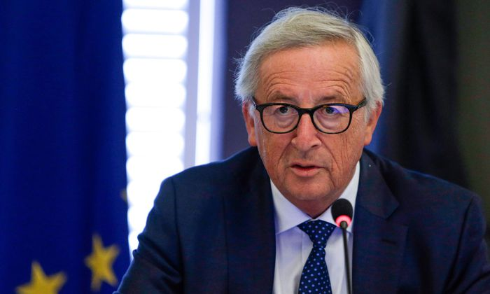 FILE PHOTO: European Commission President Jean-Claude Juncker chairs the Annual Seminar of the European Commission College in Genval