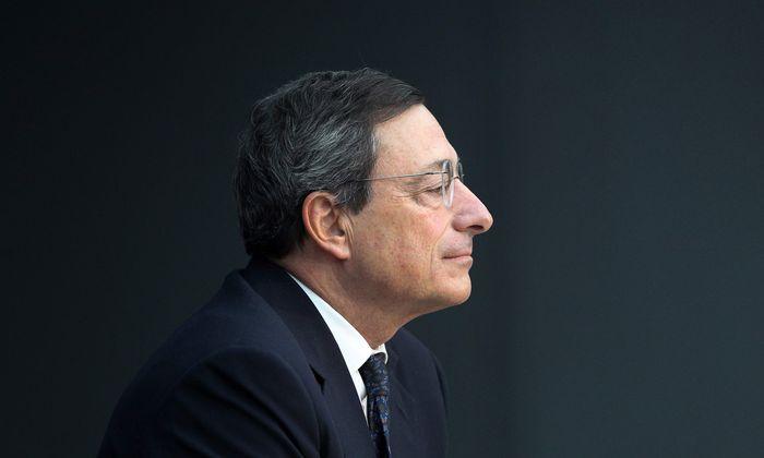 Ein Freund des billigen Geldes: Der bald scheidende EZB-Chef Mario Draghi.