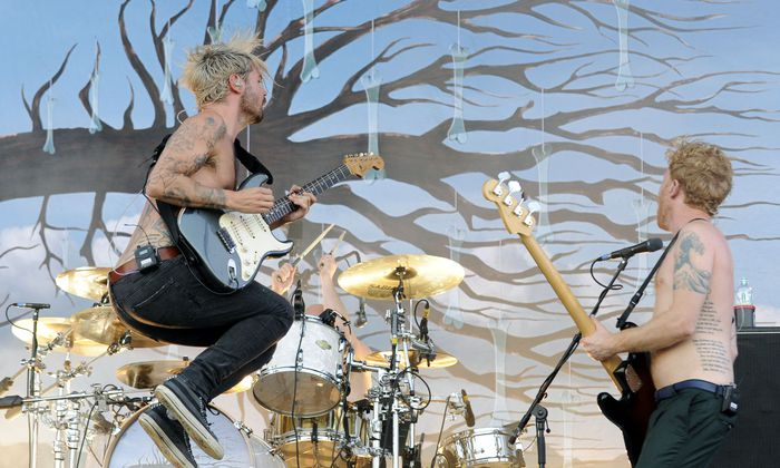 Barracuda zählt zu den kreativsten Konzertveranstaltern Europas