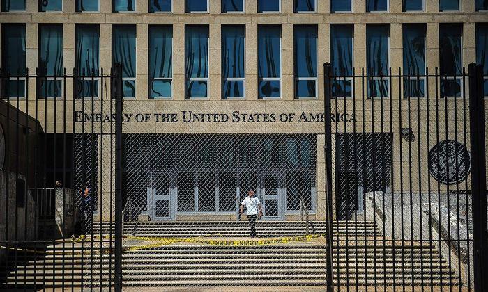 US-Botschaft auf Kuba