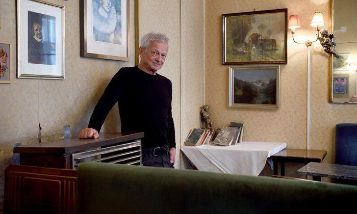 Genießt auch mit 71 Jahren das, wie er sagt, wilde Musikerleben: Boris Bukowski.