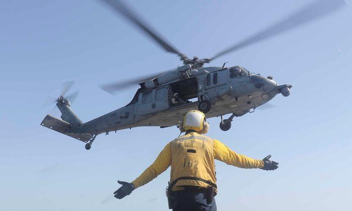 """Die USA entsenden rund 1000 weitere Soldaten """"zu Verteidigungszwecken"""" in den Nahen Osten."""