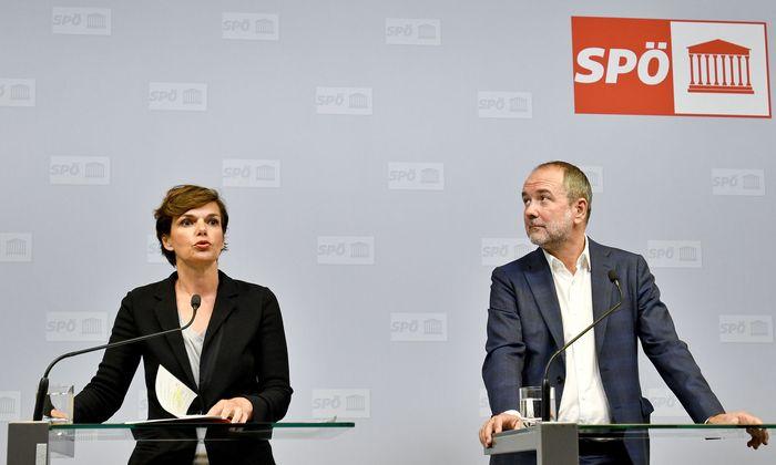 Die SPÖ beschließt auf ihrem Bundesparteirat am Samstag die Leitlinien zu ihrem Wahlprogramm.