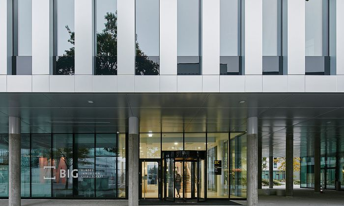 BIG Konzernzentrale in Wien