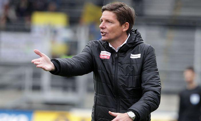 LASK-Trainer Oliver Glasner
