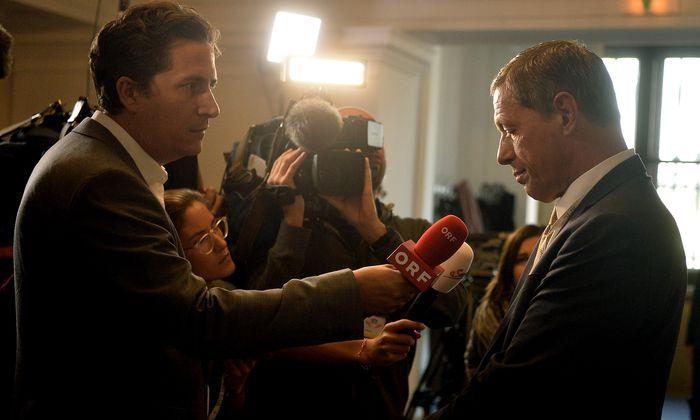 Justiz-Generalsekretär Christian Pilnacek musste am Mittwoch vor dem BVT-U-Ausschuss aussagen.
