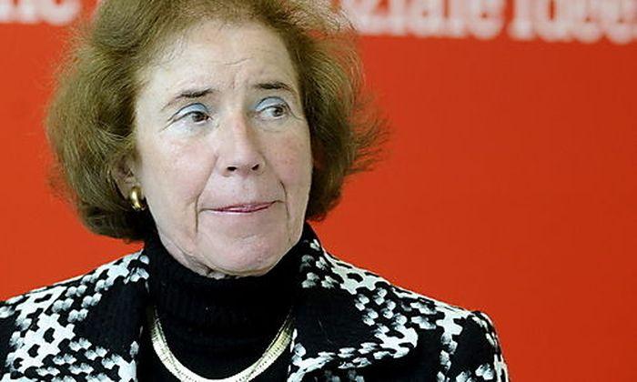 Deutsche Linke will Nazi-Jägerin für Bundespräsidentschaft nominieren