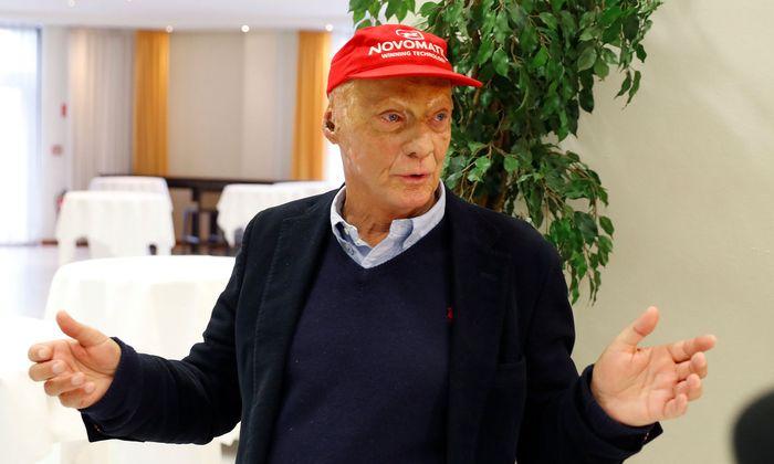Rechtlich gibt es keine Hürden, auch finanziell passt alles: Niki Lauda kann durchstarten.
