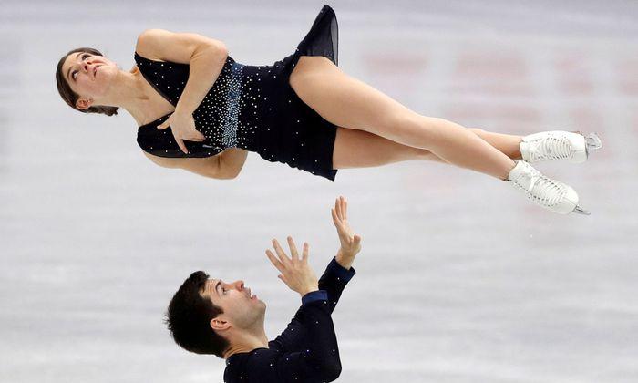 Figure Skating - ISU Grand Prix of Figure Skating NHK Trophy - Pairs Free Skating