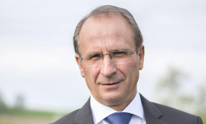 Kurt Weinberger, Chef der Österreichischen Hagelversicherung.