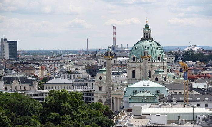 Die Karlskirche gilt als eine der am besten vor Bränden geschützten Kirchen Wiens