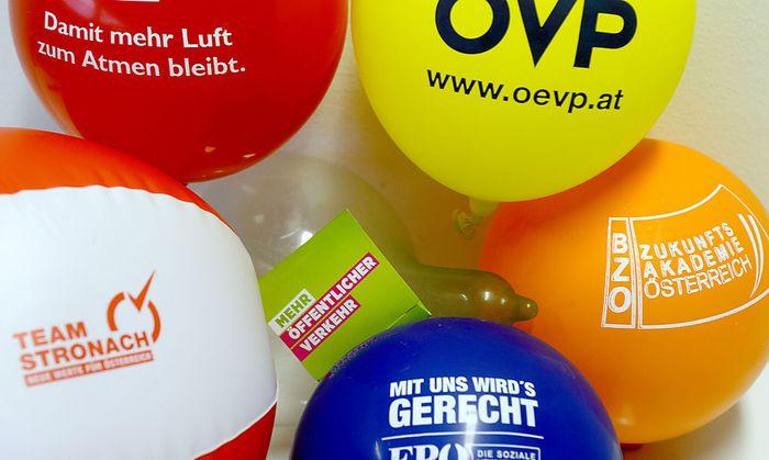 Wahlkampf: