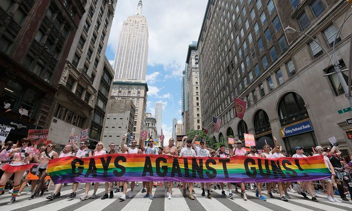 US-2017-GAY-PRIDE-MARCH-IN-NEW-YORK-CITY