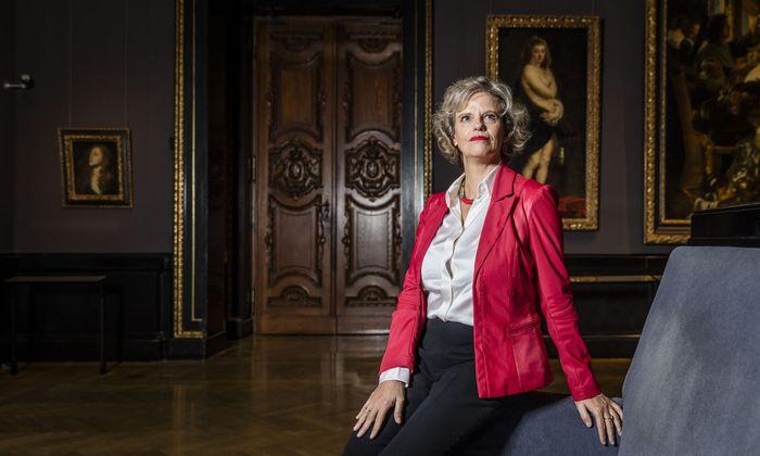 KHM-Generalin Sabine Haag: Ihr war Schmidt vorgezogen worden.