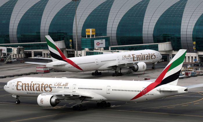 450.000 Passagiere hat die Golf-Airline Emirates im Vorjahr aus Wien in die Welt gebracht.