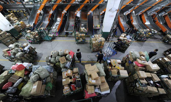 Alibaba erzielt Verkaufsrekord: Über 500.000 Bestellungen pro Sekunde am 11.11