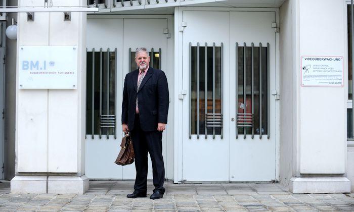 BVT-Direktor Peter Gridling.