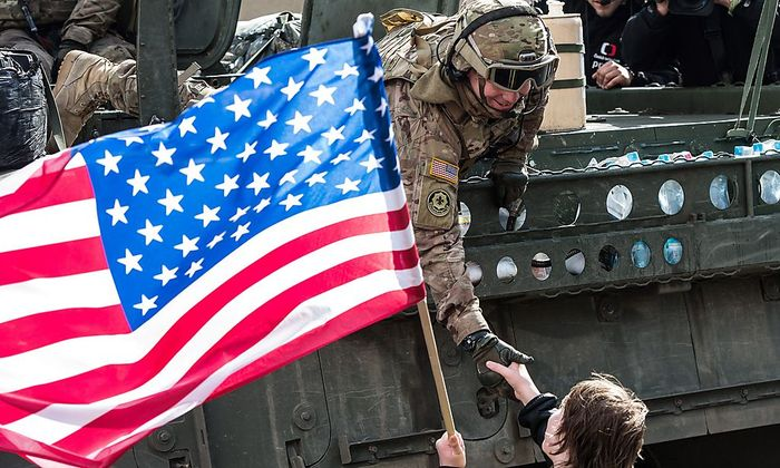 CZECH REPUBLIC US ARMY DRAGOON RIDE