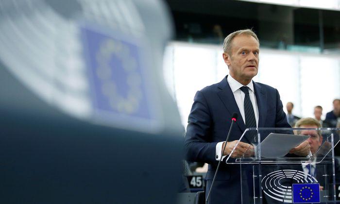 Donald Tusk, Präsident des Europäischen Rates.
