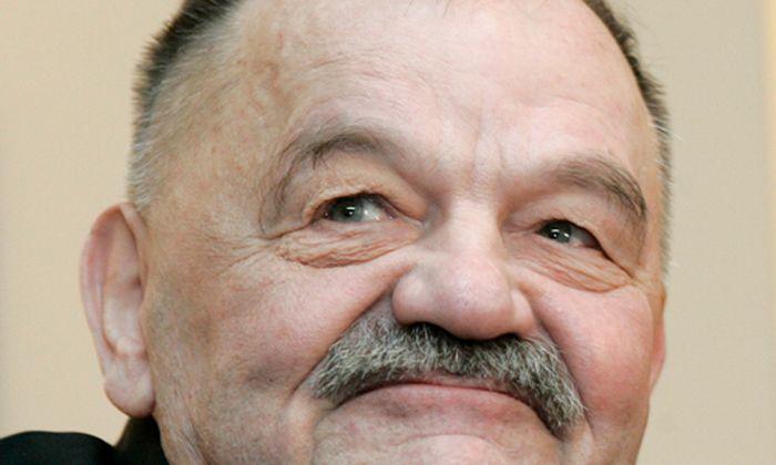 Alfred Hrdlicka starb im Alter von 81 Jahren in Wien.