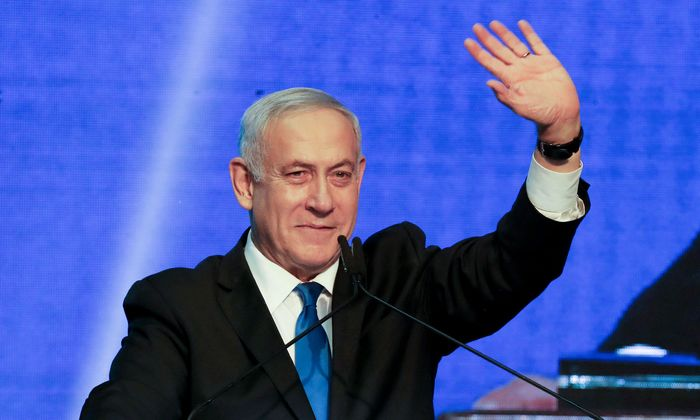 Benjamin Netanjahu könnte sein Amt verlieren.