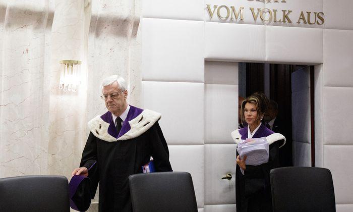 VfGH entscheidet über Wahlanfechtung