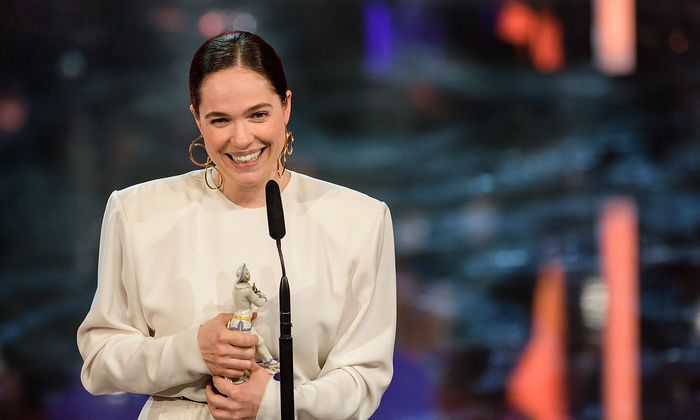Verena Altenberger sahnte auch beim Österreichischen Filmpreis ab.