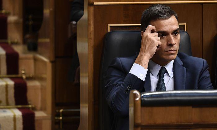 Pedro Sanchez gelang es nicht, eine Regierung zu bilden.