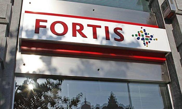 BNP Paribas steigt bei Fortis ein.