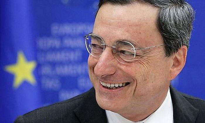 Draghi steht für eine stärkere Überwachung der Haushaltspolitik der EU-Länder