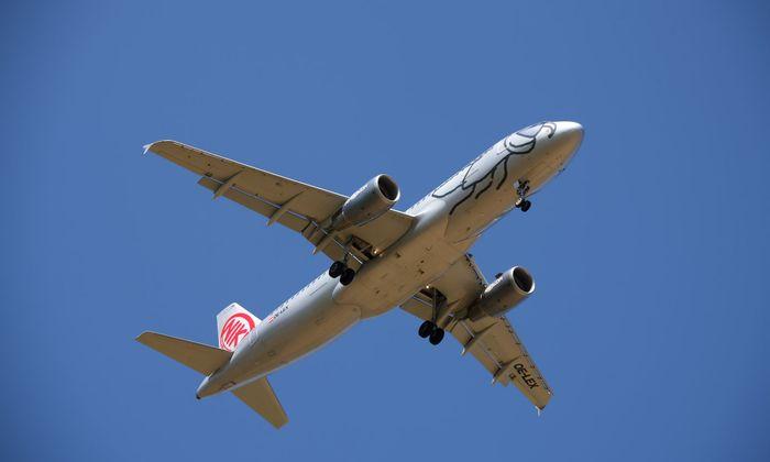 Flugzeug der Airline NIKI