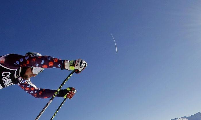 Marco Büchel hatte schon als Skifahrer weitreichende Visionen.