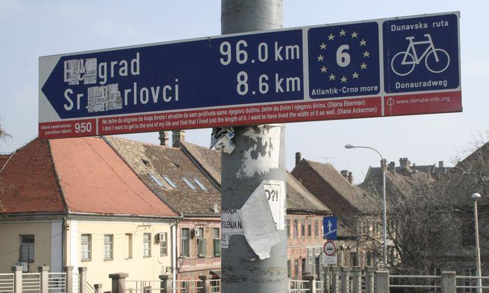 Eigensinnige Provinz Donau
