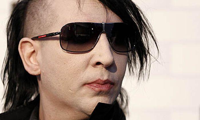 Marilyn Manson coacht Helden
