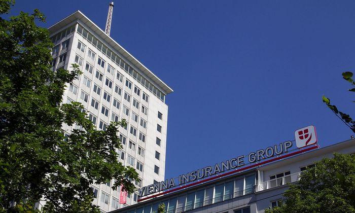 Zentrale der Vienna Insurance Group im Wiener Ringturm.