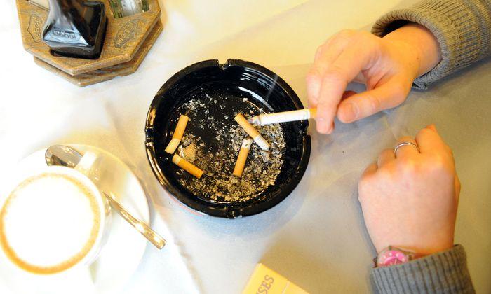 Volksbegehren gegen Rauchen startklar
