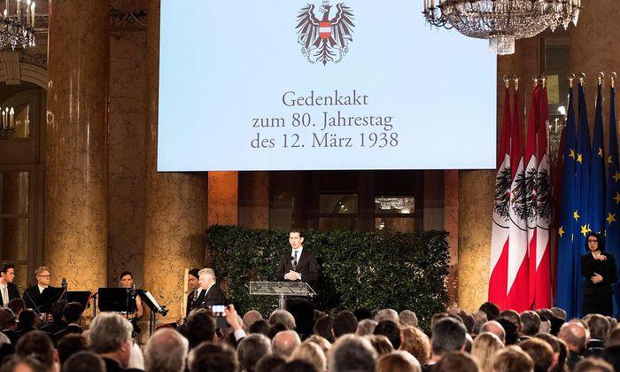 AUSTRIA-POLITICS-HISTORY-ANNIVERSARY-NAZISM