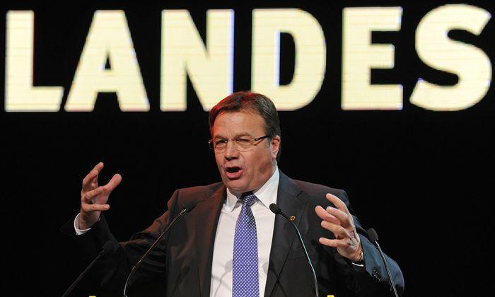 Wahlen Tirol, Günther Platter (ÖVP)