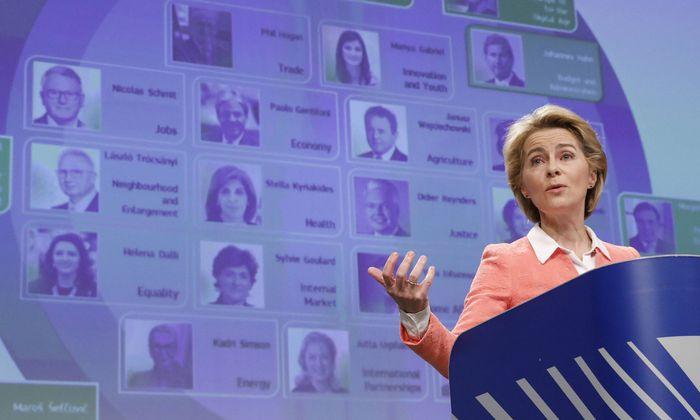 Die künftige Kommissionspräsidentin, Ursula von der Leyen, hat neue Ressorts in der EU-Verwaltung geschaffen.