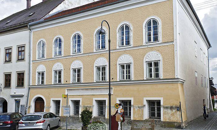 Abriss von Hitlers Geburtshaus ist vom Tisch